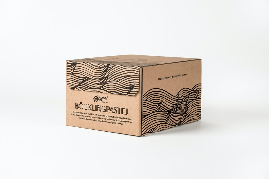 Biggans packaging