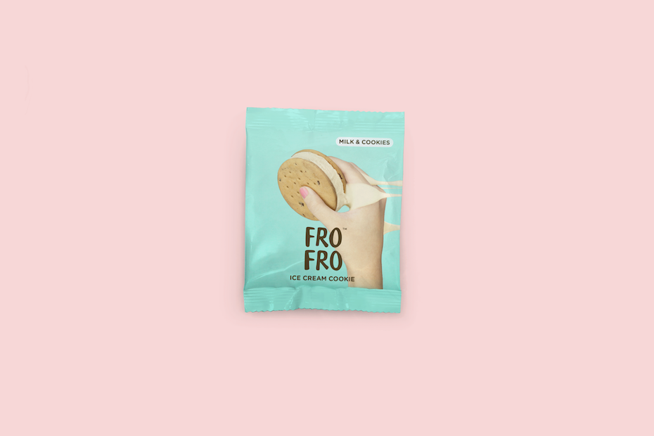 Fro Fro packaging