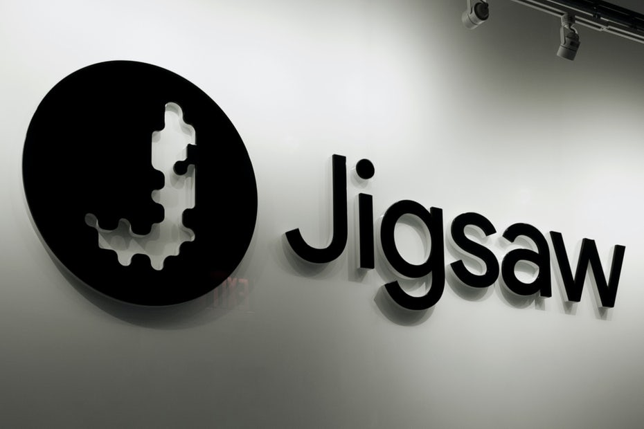 Google Jigsaw interior design