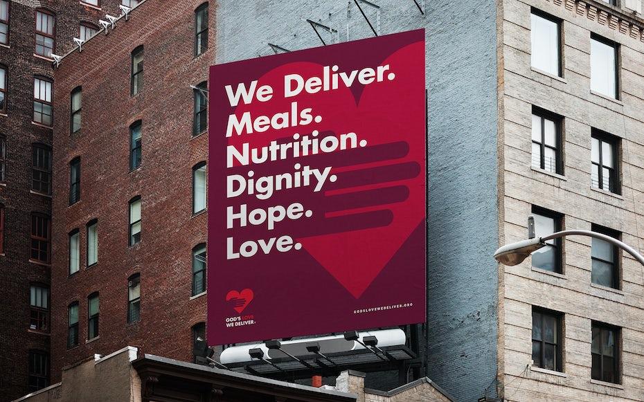 God's Love We Deliver website