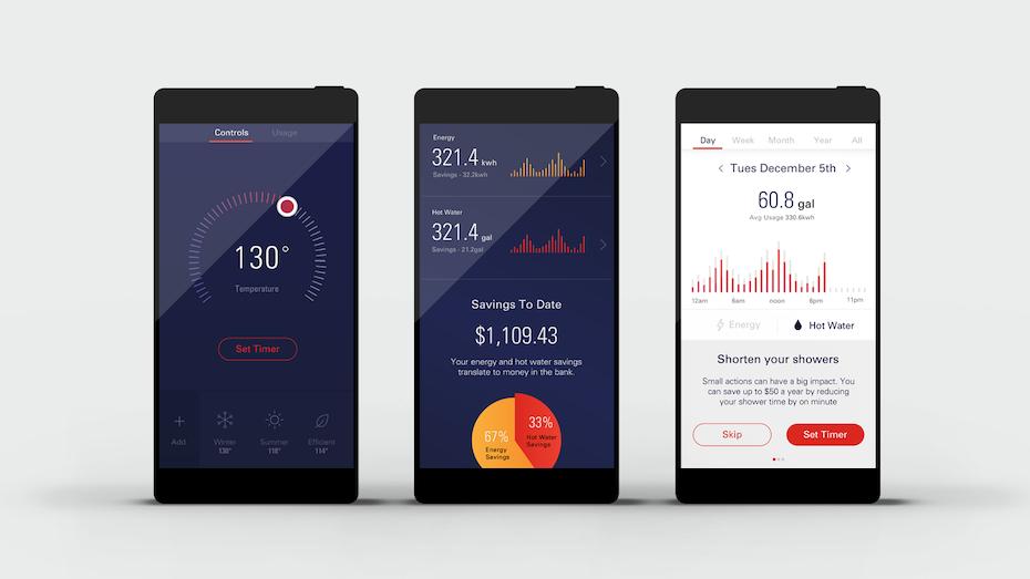 Heatworks app