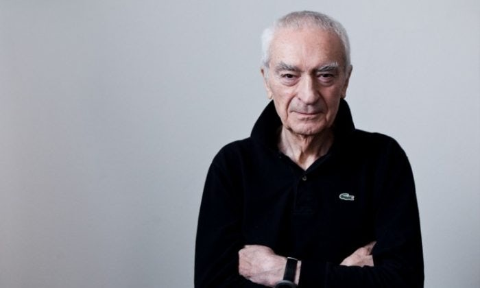 Photo of Massimo Vignelli
