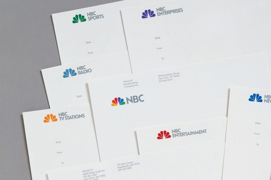 NBC brand refresh