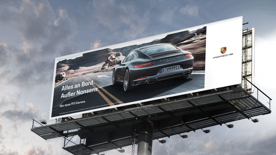 Porsche brand design