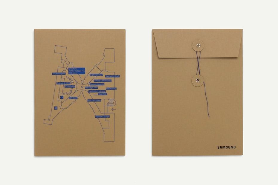 Samsung print design