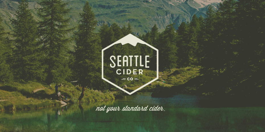 Seattle Cider Company landing page