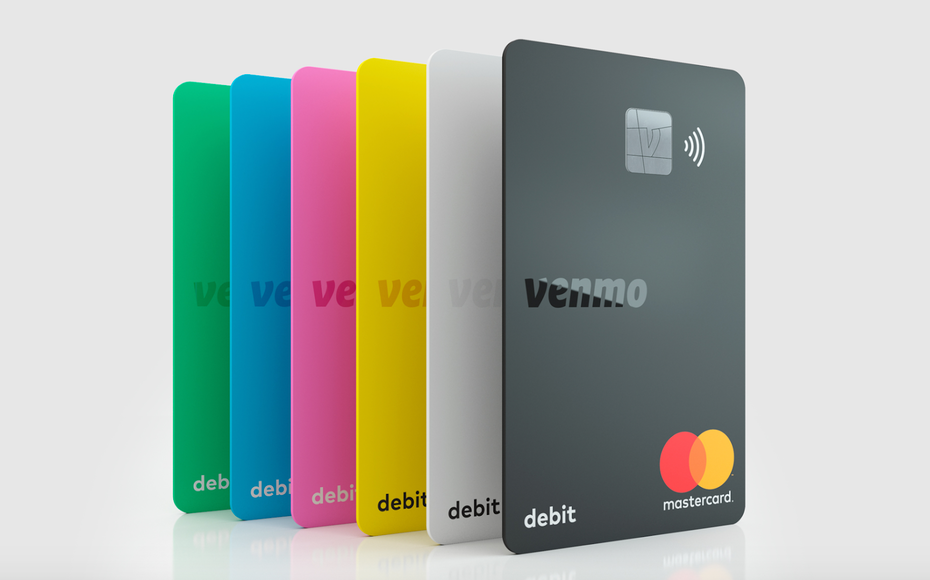 Venmo debit card