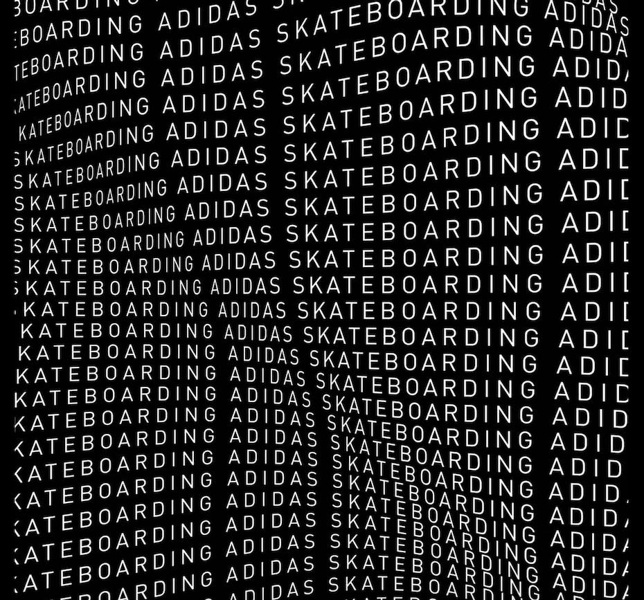 Adidas brand identity