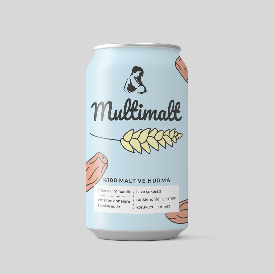 Multimalt can design