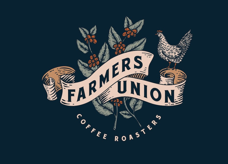 Farmers Union Coffee Roasters logo