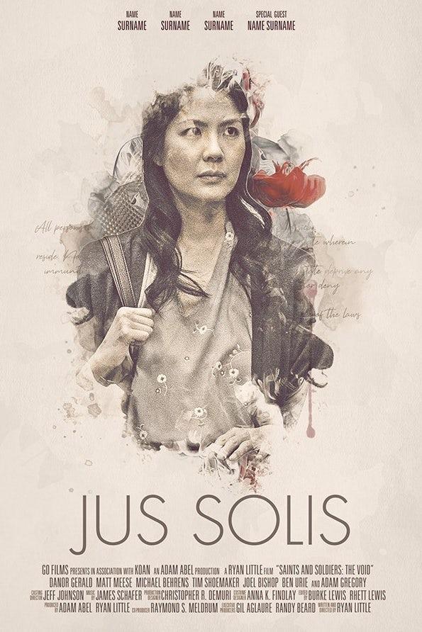 Jus Solis poster