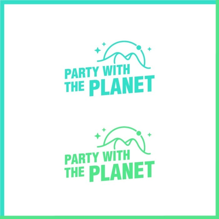 Party With The Planet logo