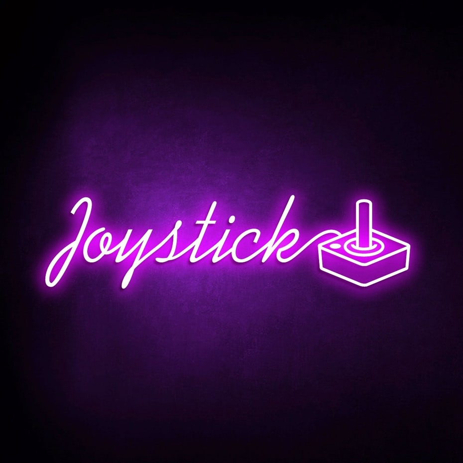 Joystick logo