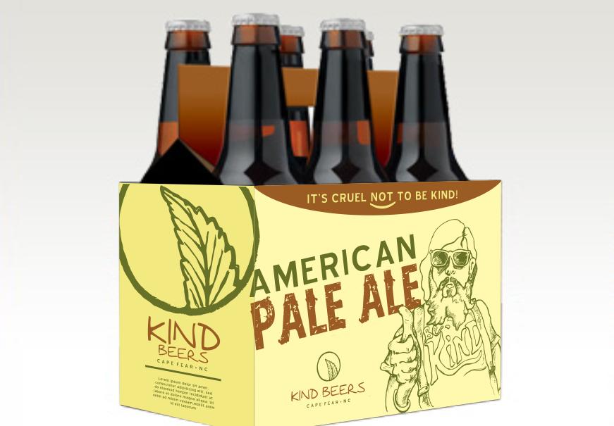 American Pale Ale labels