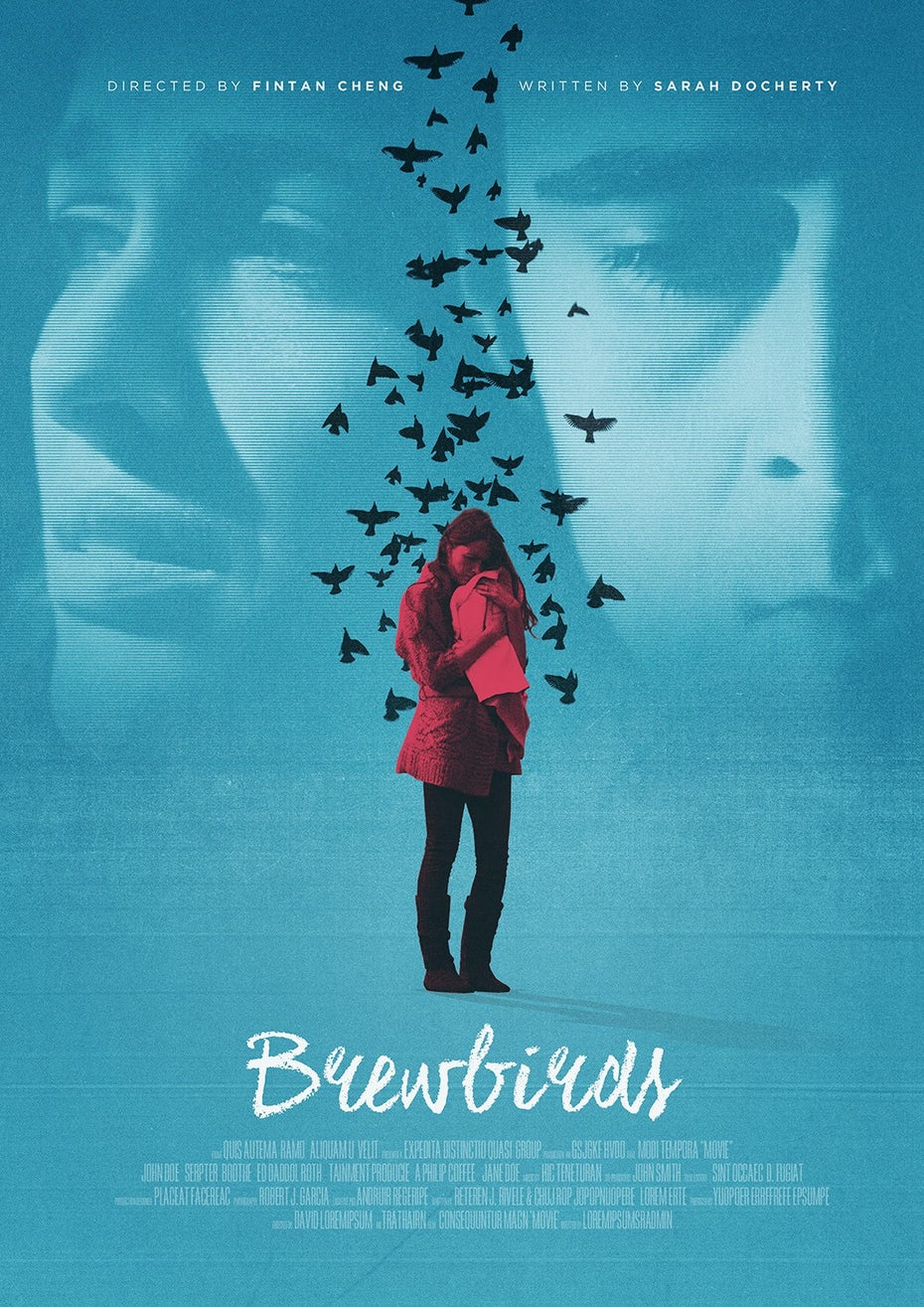 Brewbirds movie poster