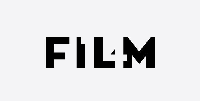 Film startup logo