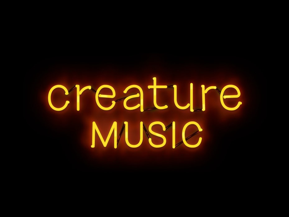 Creature Music logo