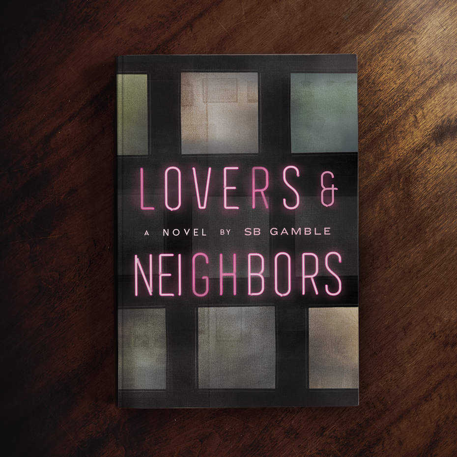Lovers & Neighbors Book Cover