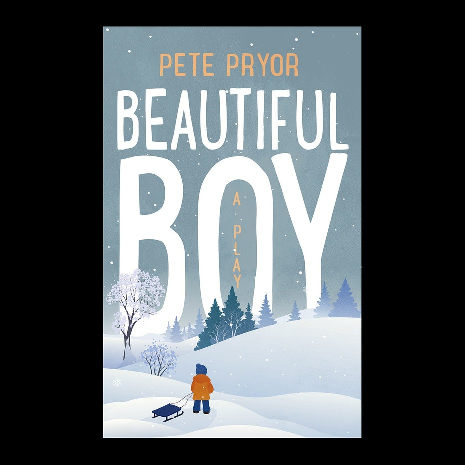 Color trends 2020 example: meaningful color Beautiful Boy book cover