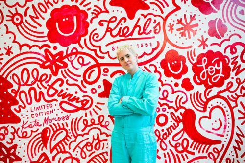 Photo of Kate Moross
