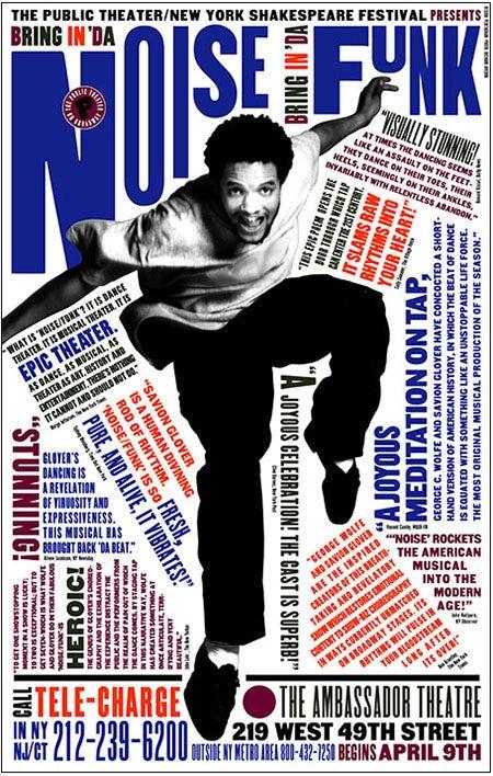 Frases famosas de diseñadores:Diseño de póster de Paula Shcher con tipografía audaz