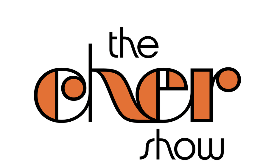 The Cher Show typography