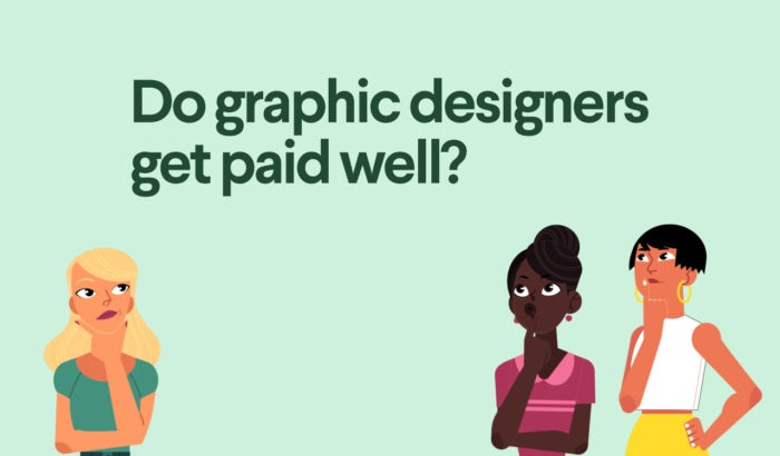 Do graphic designers get paid well?