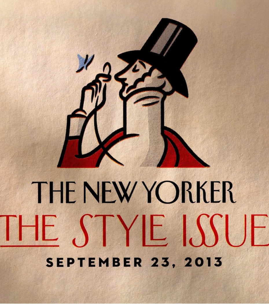 The New Yorker masthead
