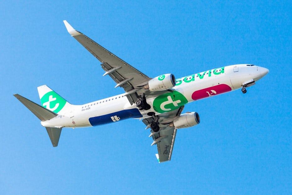 Transavia rebranding