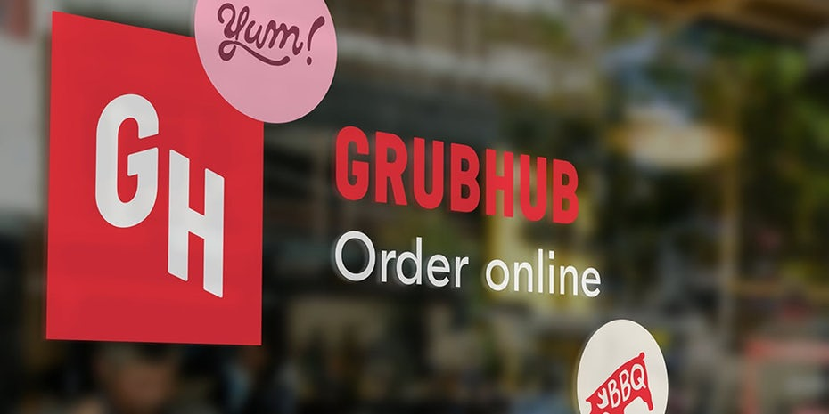 GrubHub advertising