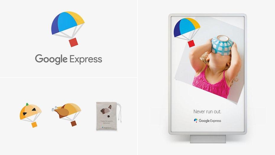 Google app design