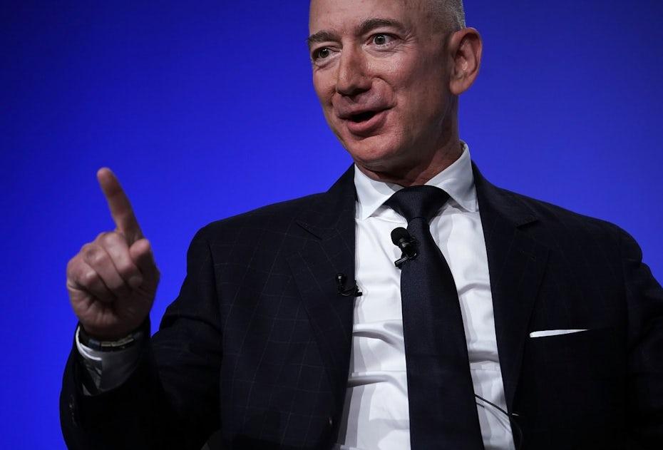 branding quote Jeff Bezos