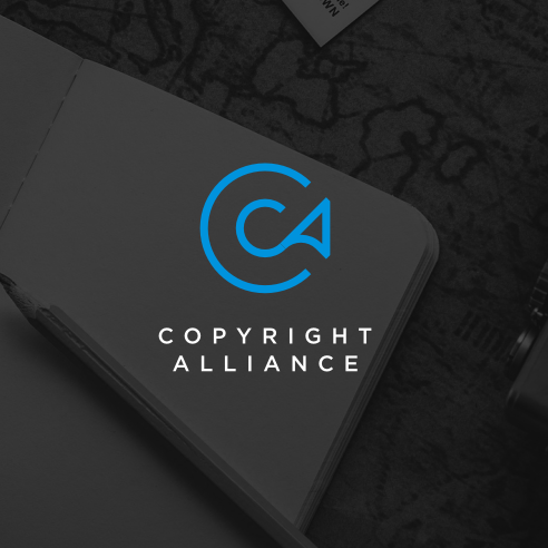 Copyright firm logo