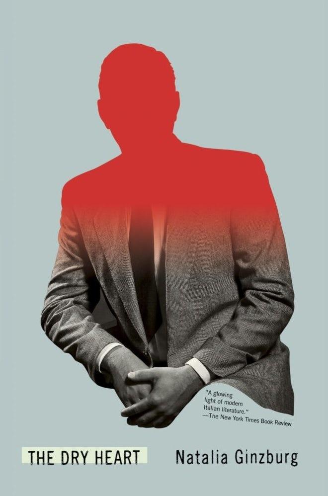 Ejemplo de tendencias de portada de libro 2020 con fotografía del hombre con superposición de color degradado sobre la cabeza