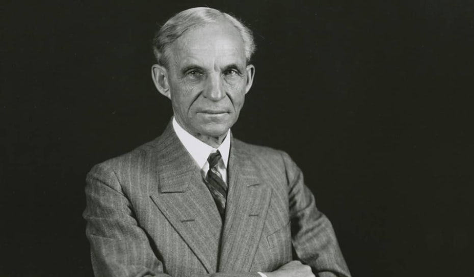 branding quote Henry Ford