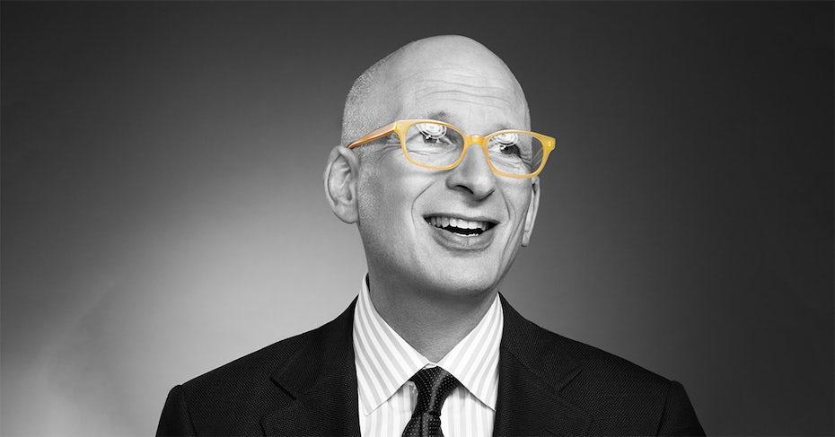 branding quote Seth Godin