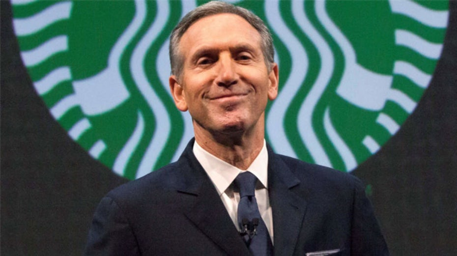branding quote Howard Schultz