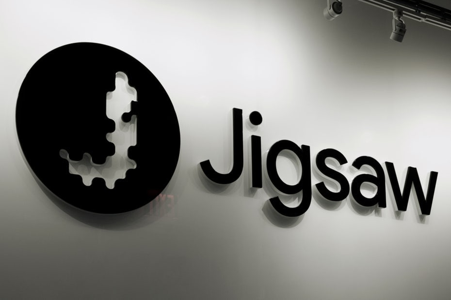 Google Jigsaw interior design