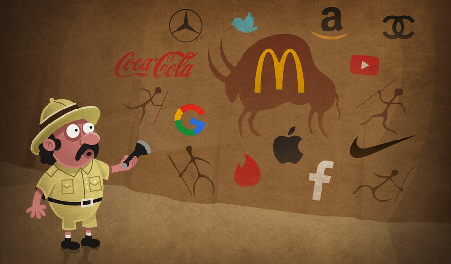 A brief history of branding