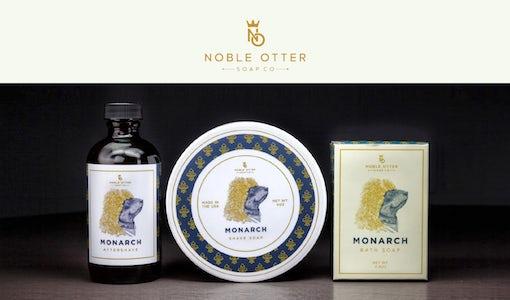 Wie die Marke Noble Otter eine Markenidentität entwickelt hat, die aus der Masse heraussticht