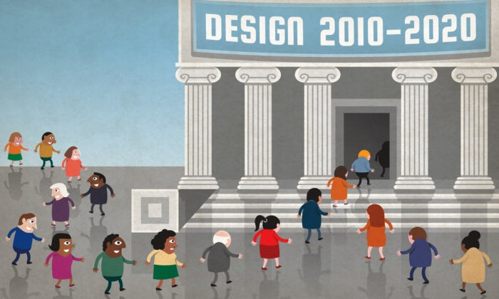 retrospective: a decade of design 2010 to 2020