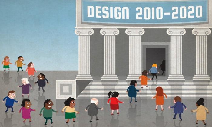 retrospective: a decade of design 2010 to 2020