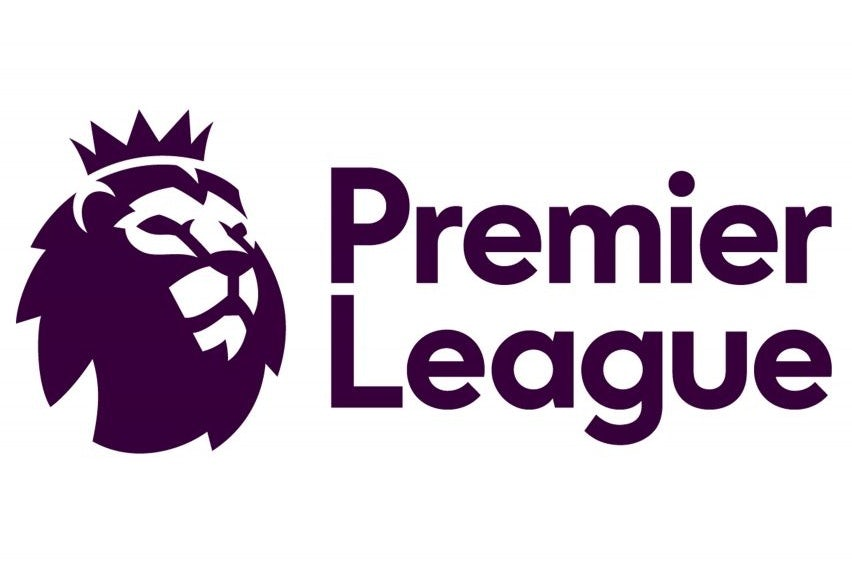 The Premier League's rebranded logo
