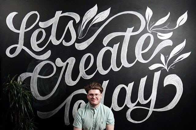 will paterson hand lettering
