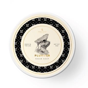 Noble Otter Plunder label