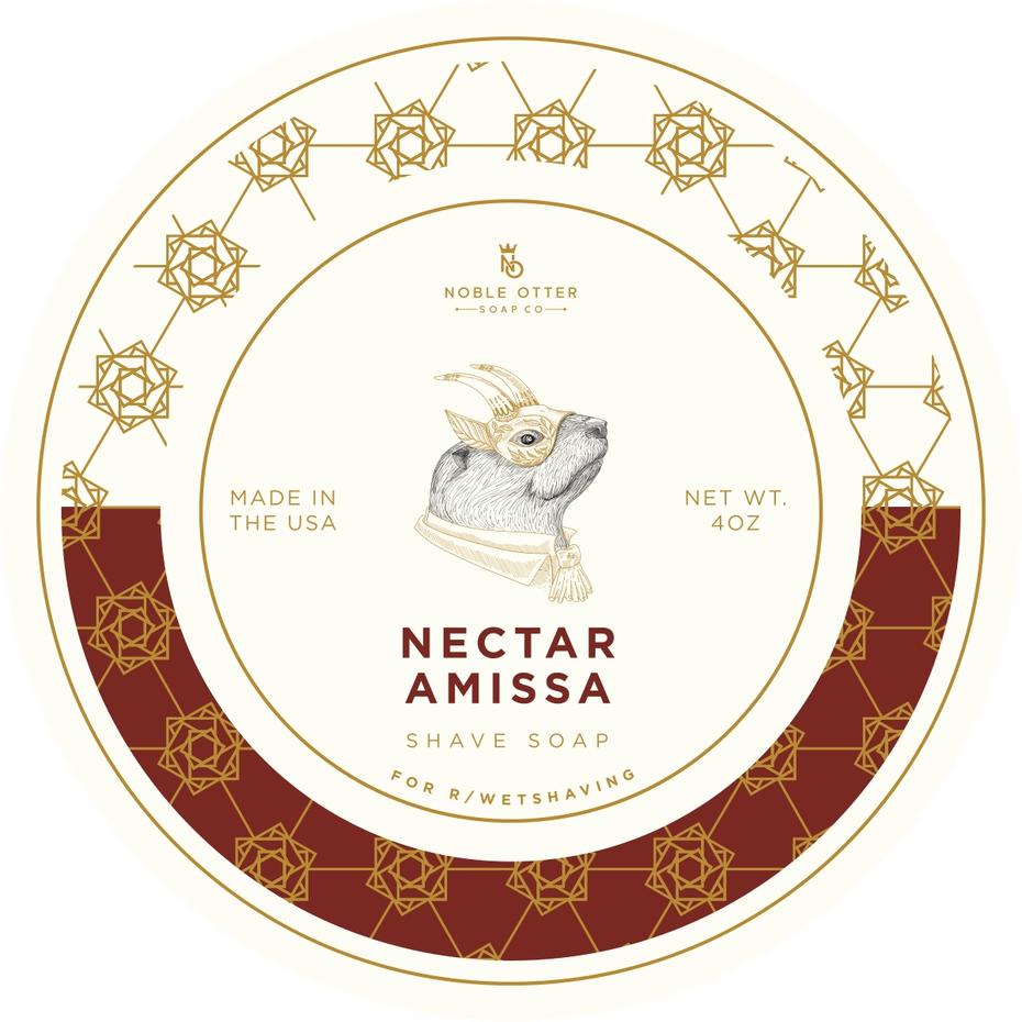 Noble Otter Nectar Amissa label