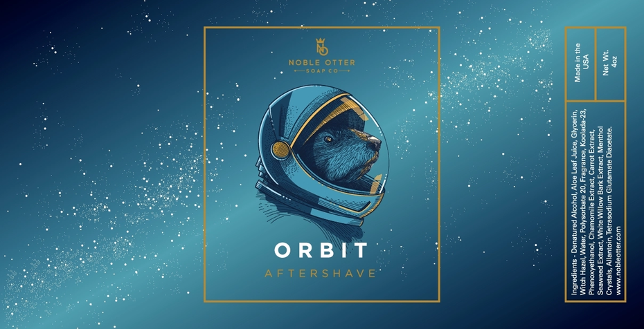 Noble Otter Orbit packaging