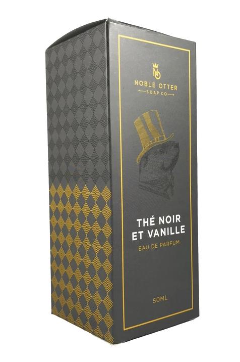 Nobel Otter Thé Noir Et Vanille Eau de Parfum