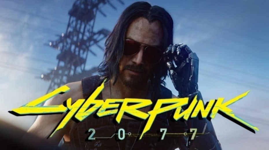 Cyberpunk 2077 videogame