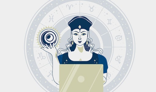 Astrology design: how to design for astrology brands
